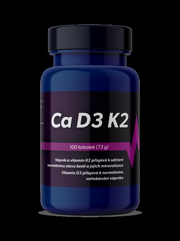 Ca D3 K2