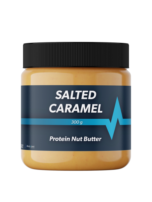 Salted Caramel Protein Nut Butter