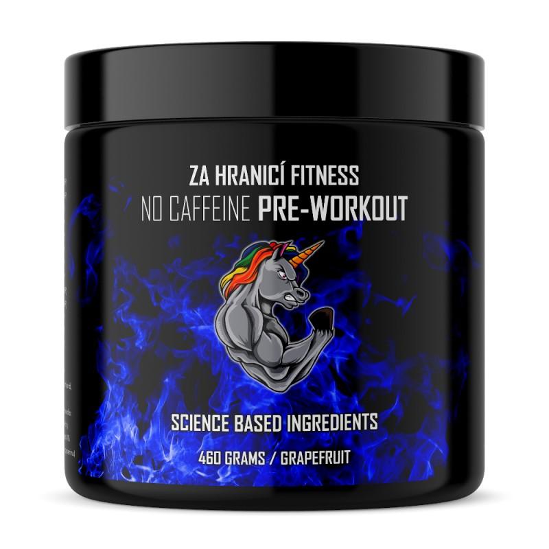 Za Hranicí Fitness: No Caffeine Pre-Workout